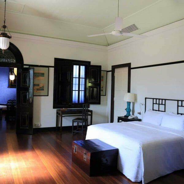 Cheong Fatt Tze - The Blue Mansion - Han Suites Room